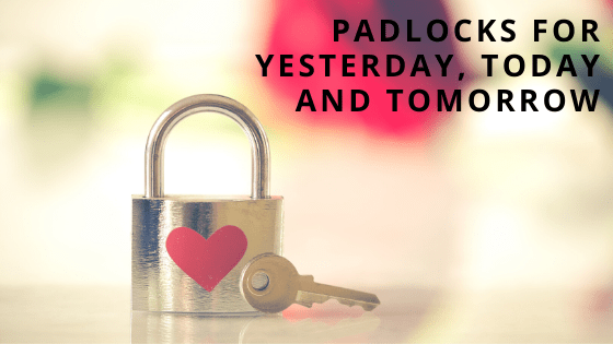 Padlocks For Yesterday, Today and Tomorrow - The Forever Favourite